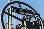 Boiler from James Watt beam engine - Loughborough University