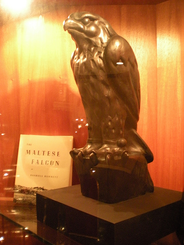 maltese falcon by sarah stierch