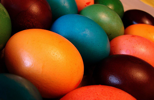 easter eggs by marek52