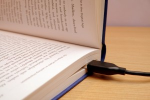 3rd - USB Book Drive