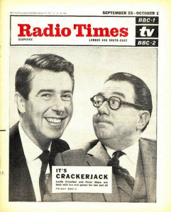 Radio Times by Bradford Timeline