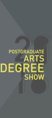 postgrad art show