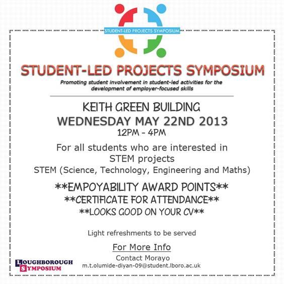 Loughborough Symposium