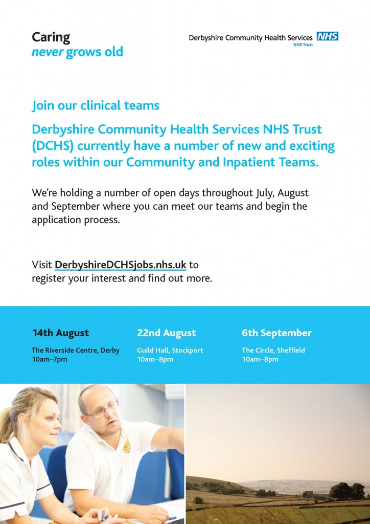 nhsDerbyshire Community Health Services