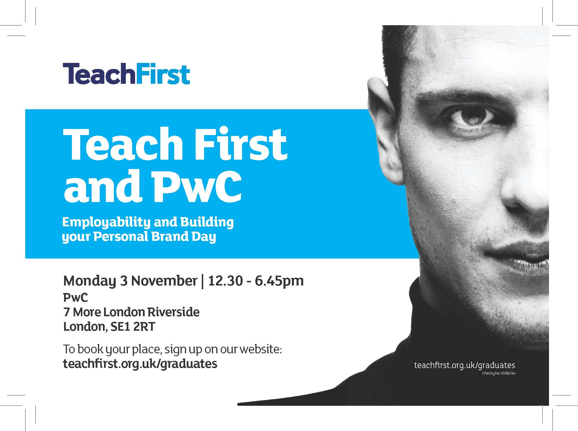 teach first and pwc employability and building your personal teach first and pwc employability and building your personal brand day