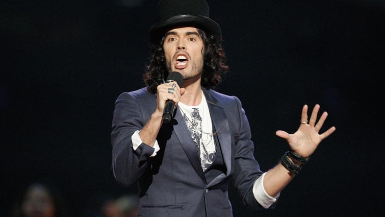 Russell Brand more prominent in campaign coverage than almost all of the Cabinet