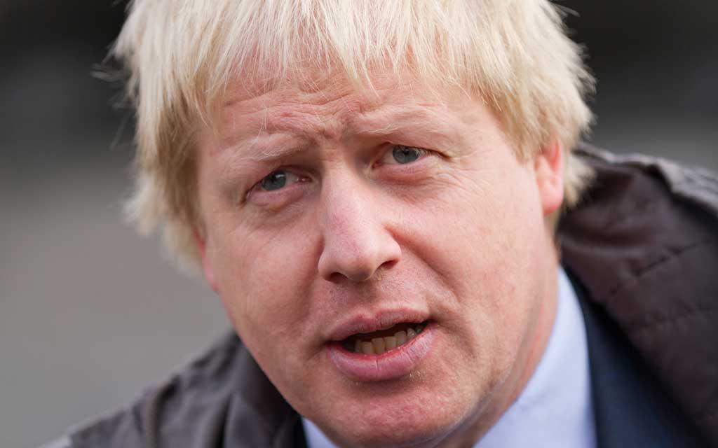 Boris Johnson (iStock)