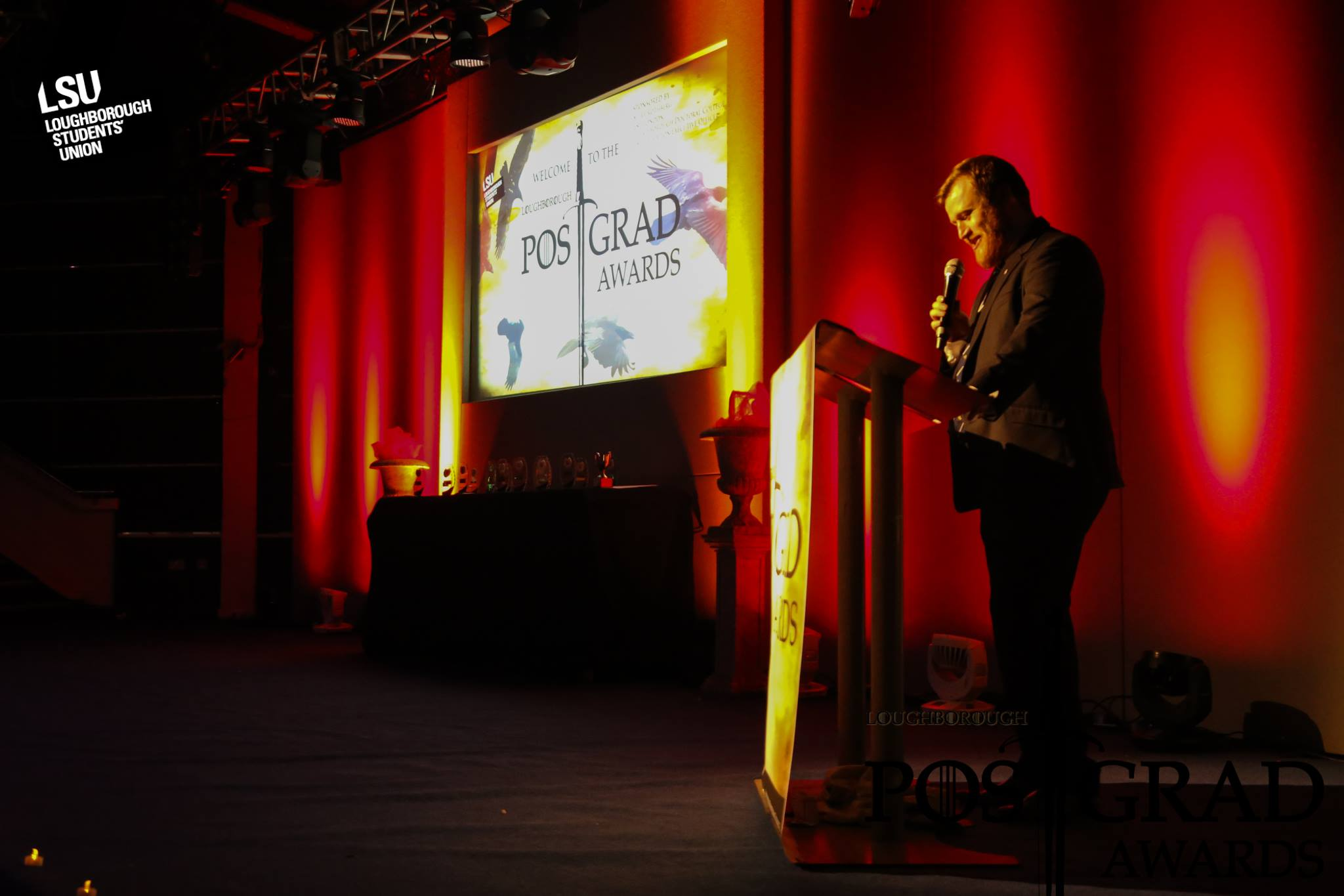 Loughborough Postgraduate Awards