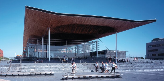 My UKRI Policy Internship at Senedd Research at the National Assembly for Wales - Part 1