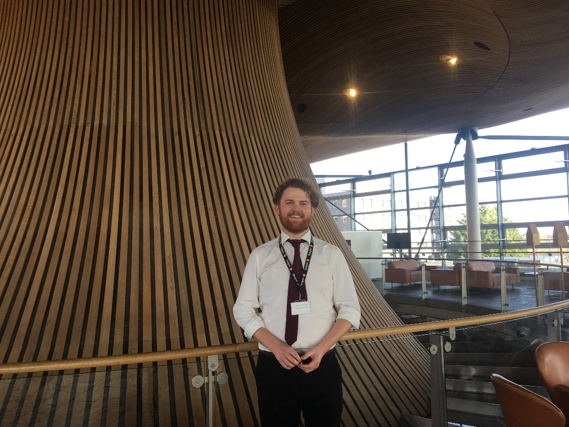 My UKRI Policy Internship at Senedd Research at the National Assembly for Wales - Part 2