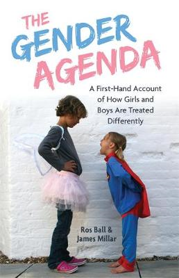 Cover image of the Gender Agenda book