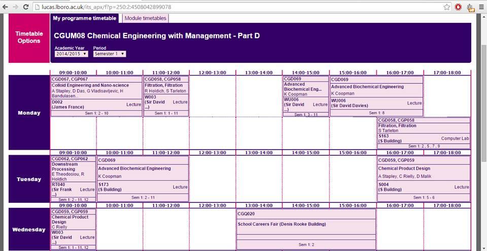 Academic Jargon At Loughborough Freshers Blog