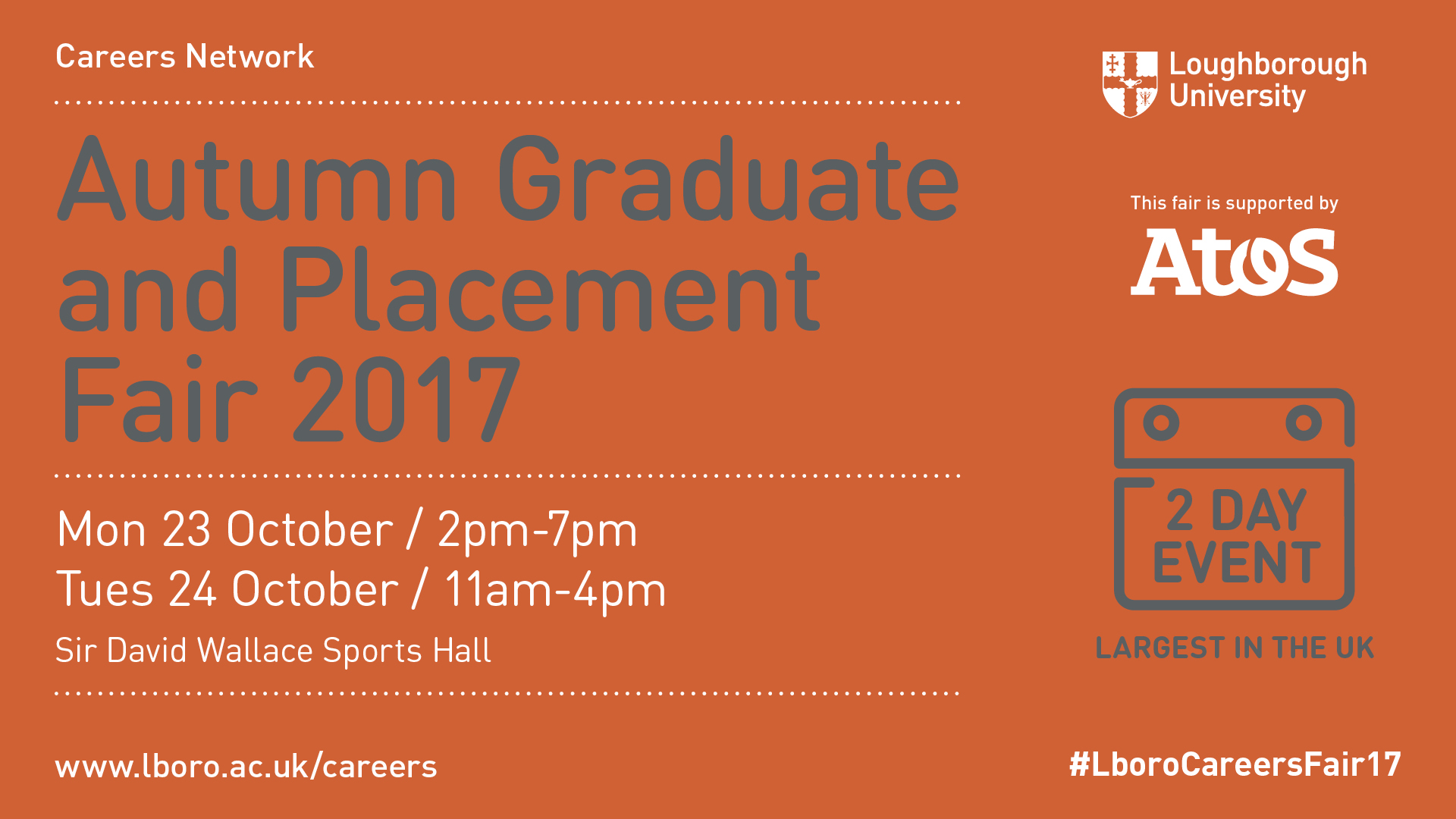 Why Freshers should attend the Graduate and Placement Fair