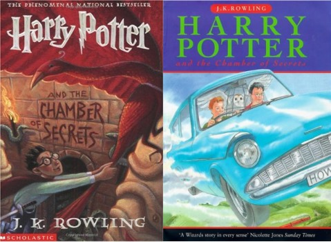 harry potter book report