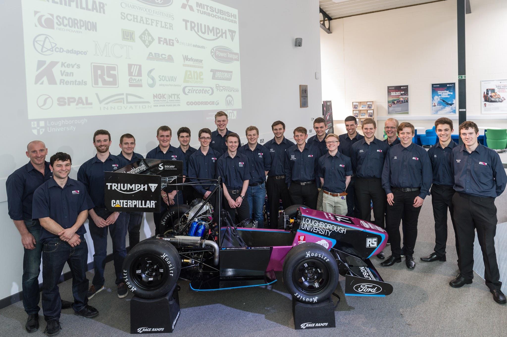 Formula Student l Focus Series