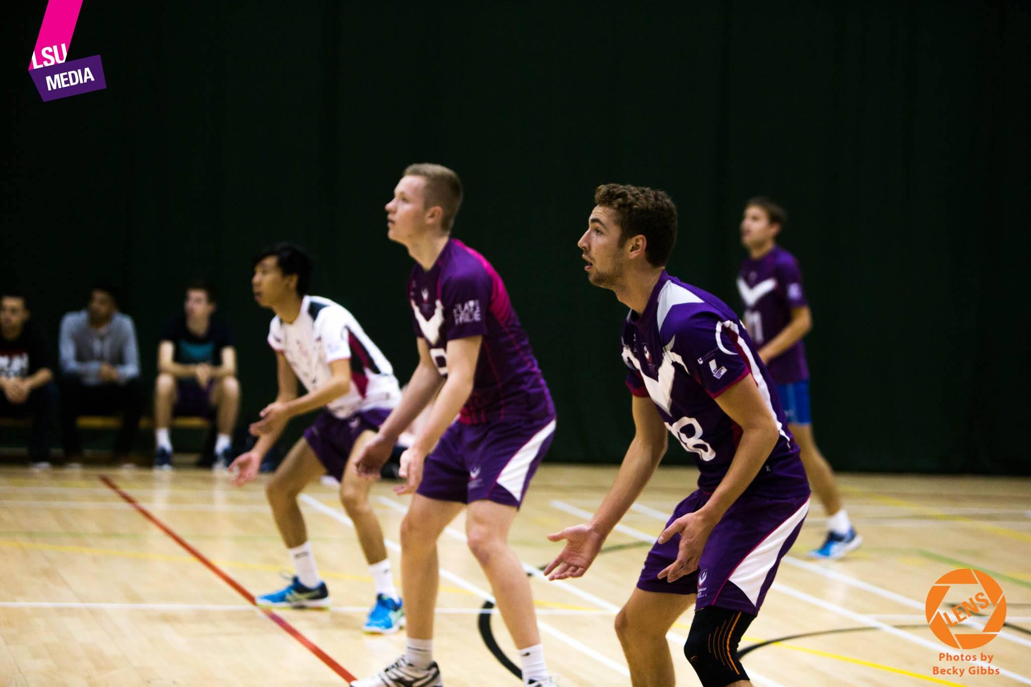 AU Volleyball l Focus Series