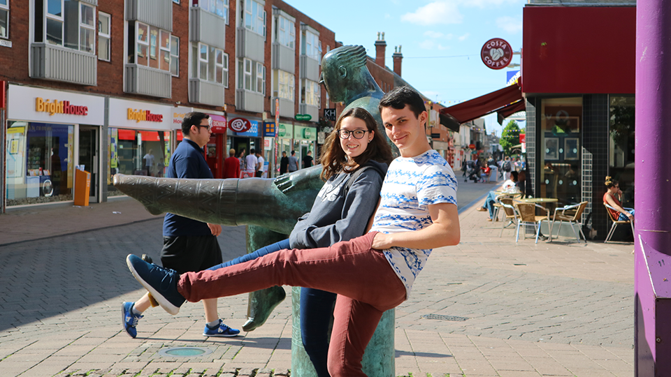 Adventures out of Loughborough