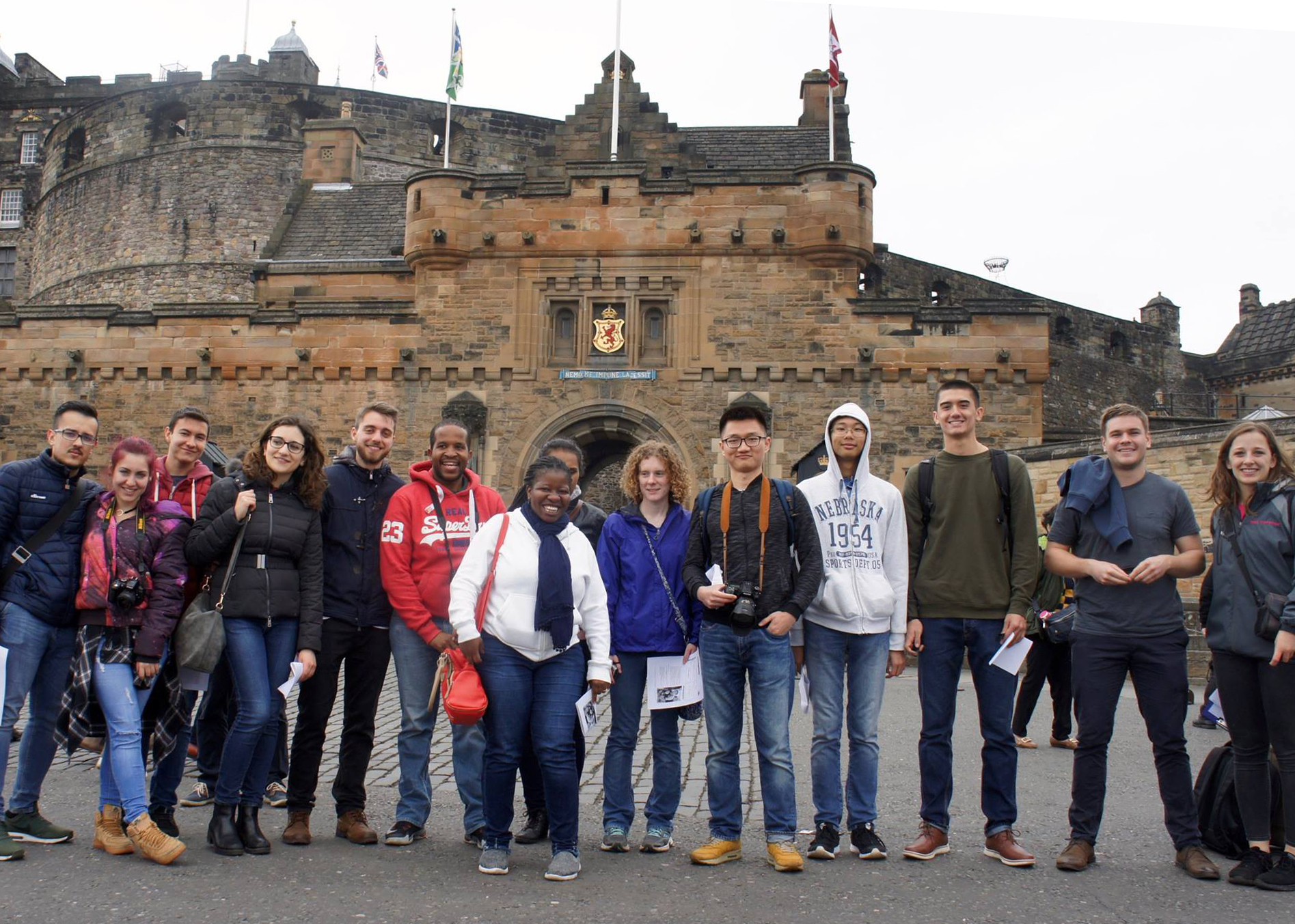 LSU Trips at the Edinburgh Castle