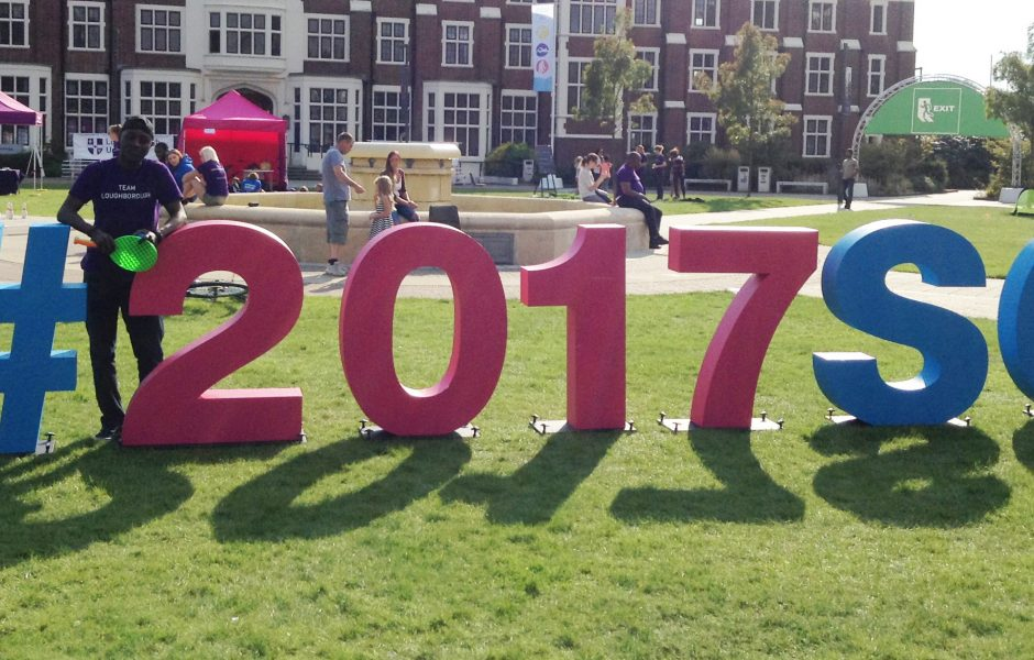 School Games 2017 Loughborough University