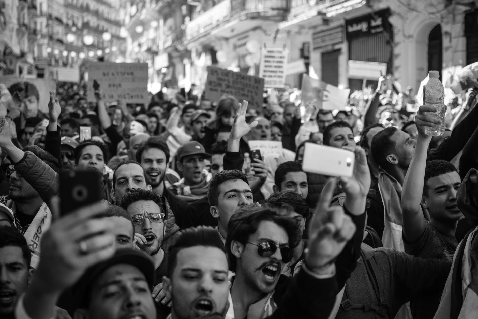 Hong Kong and Ukraine: a comparative study of social protest