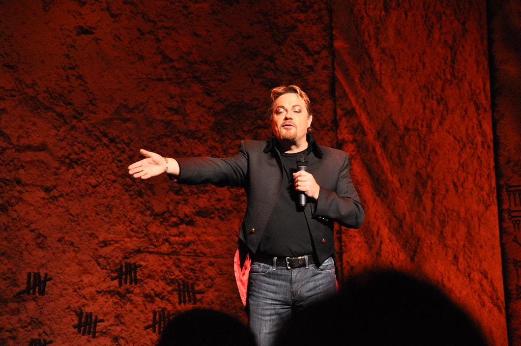 What Eddie Izzard means to me
