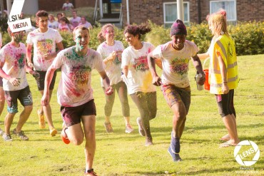Colour dash run 2015