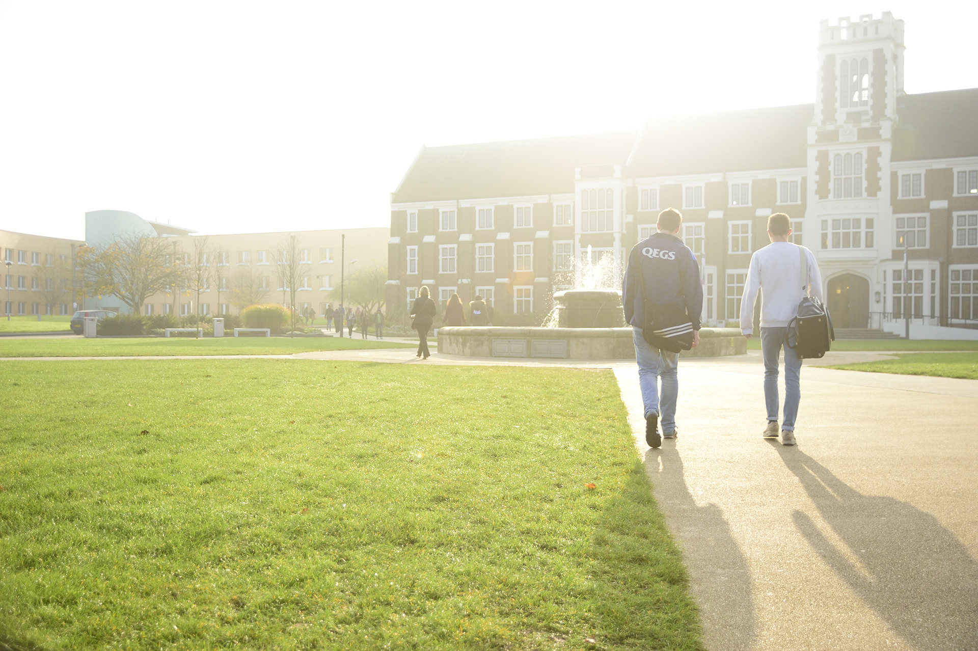 10 reasons to study at Loughborough