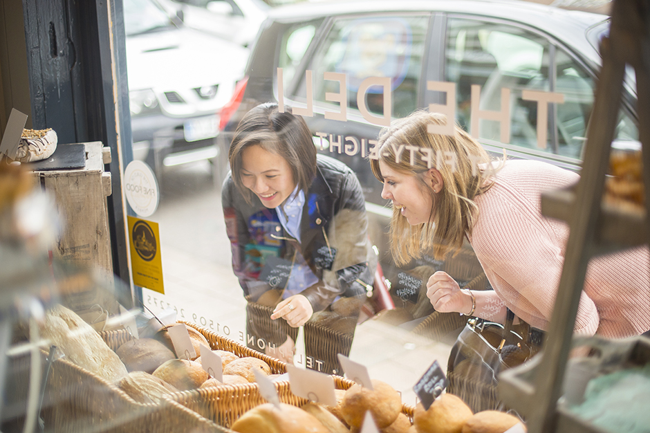 Small Business Saturday - our students share their favourites