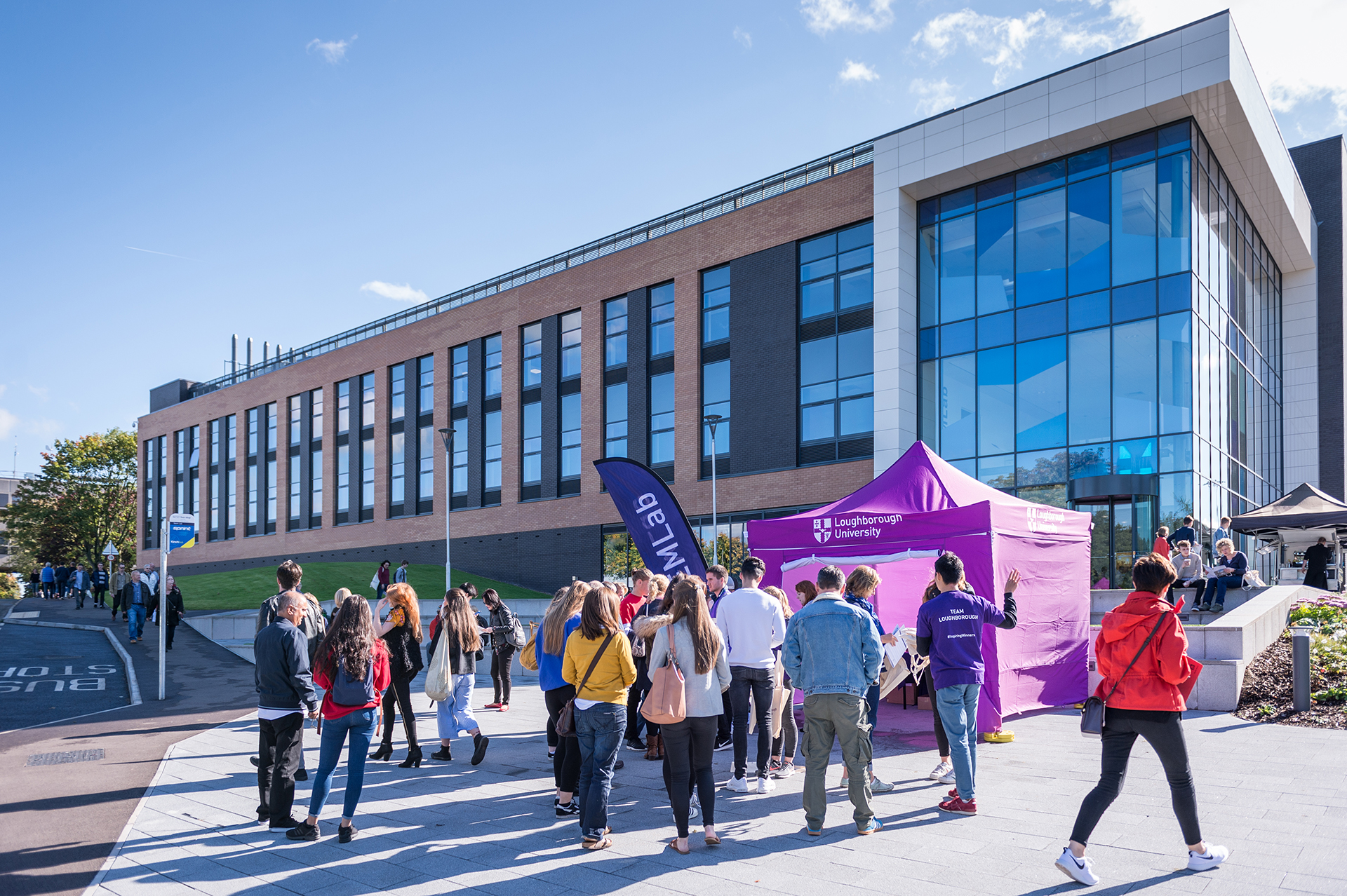 Make the most of your #LboroOpenDay