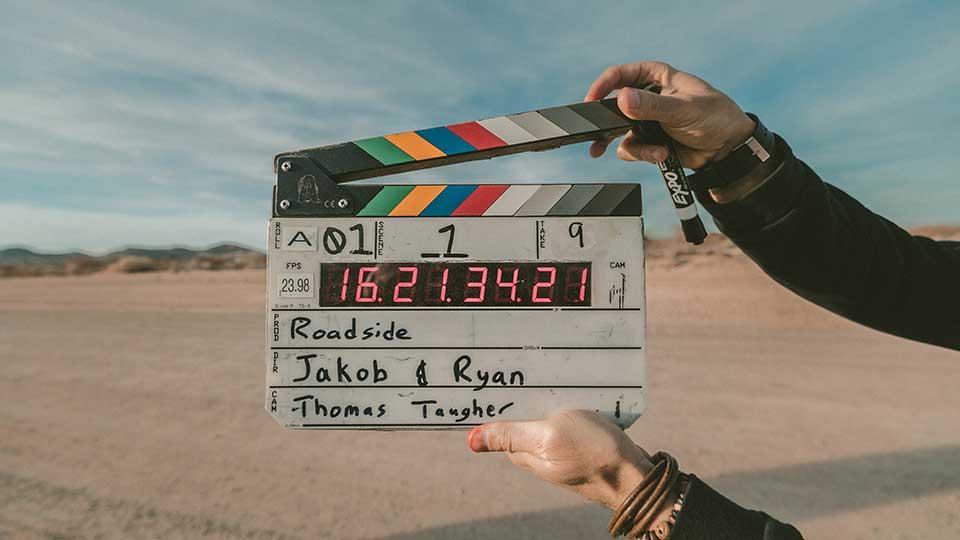 Short film winners