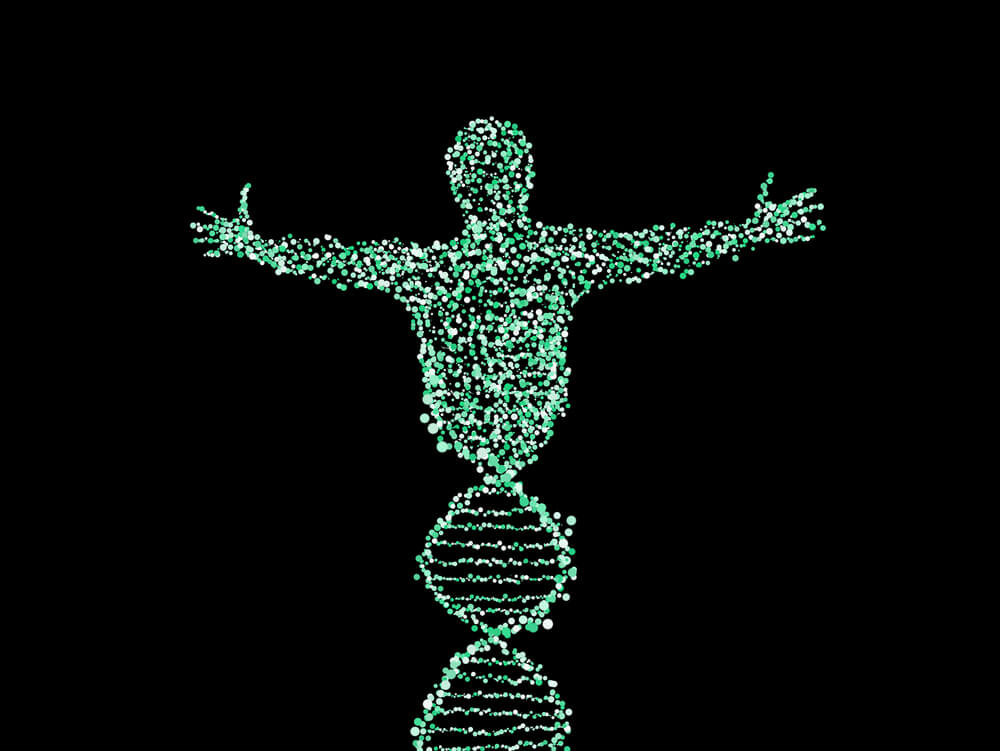 DNA man