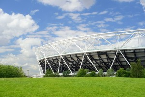 The Olympic Stadium is the Park's most recognisable venue. It is the only benue in the UK able to host both world class football and athletics events