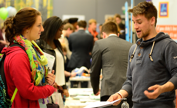 Top 10 Tips for Attending a Careers Fair