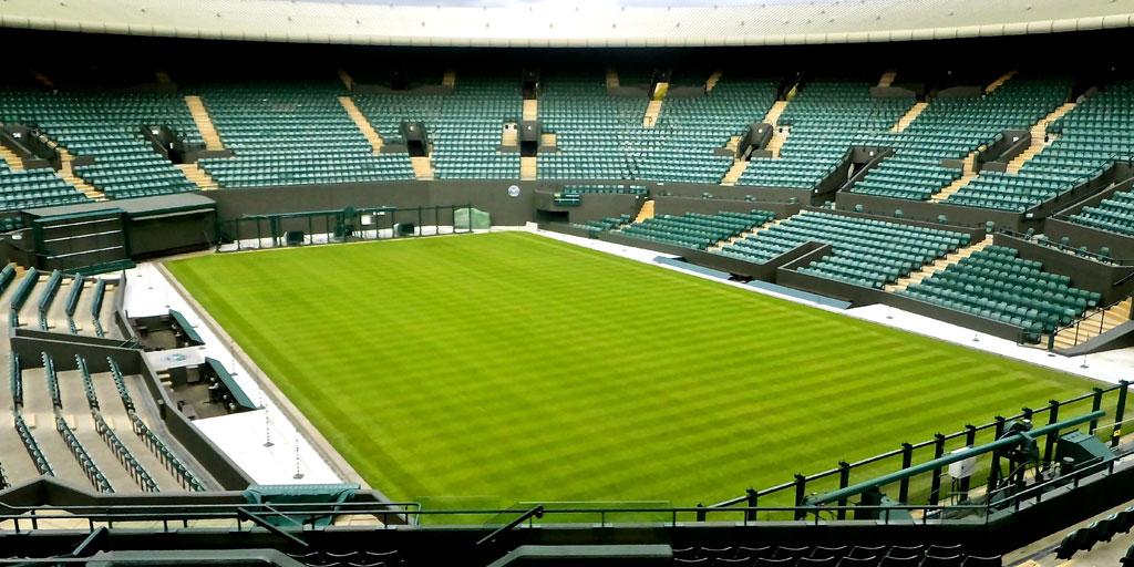 A visit to Wimbledon