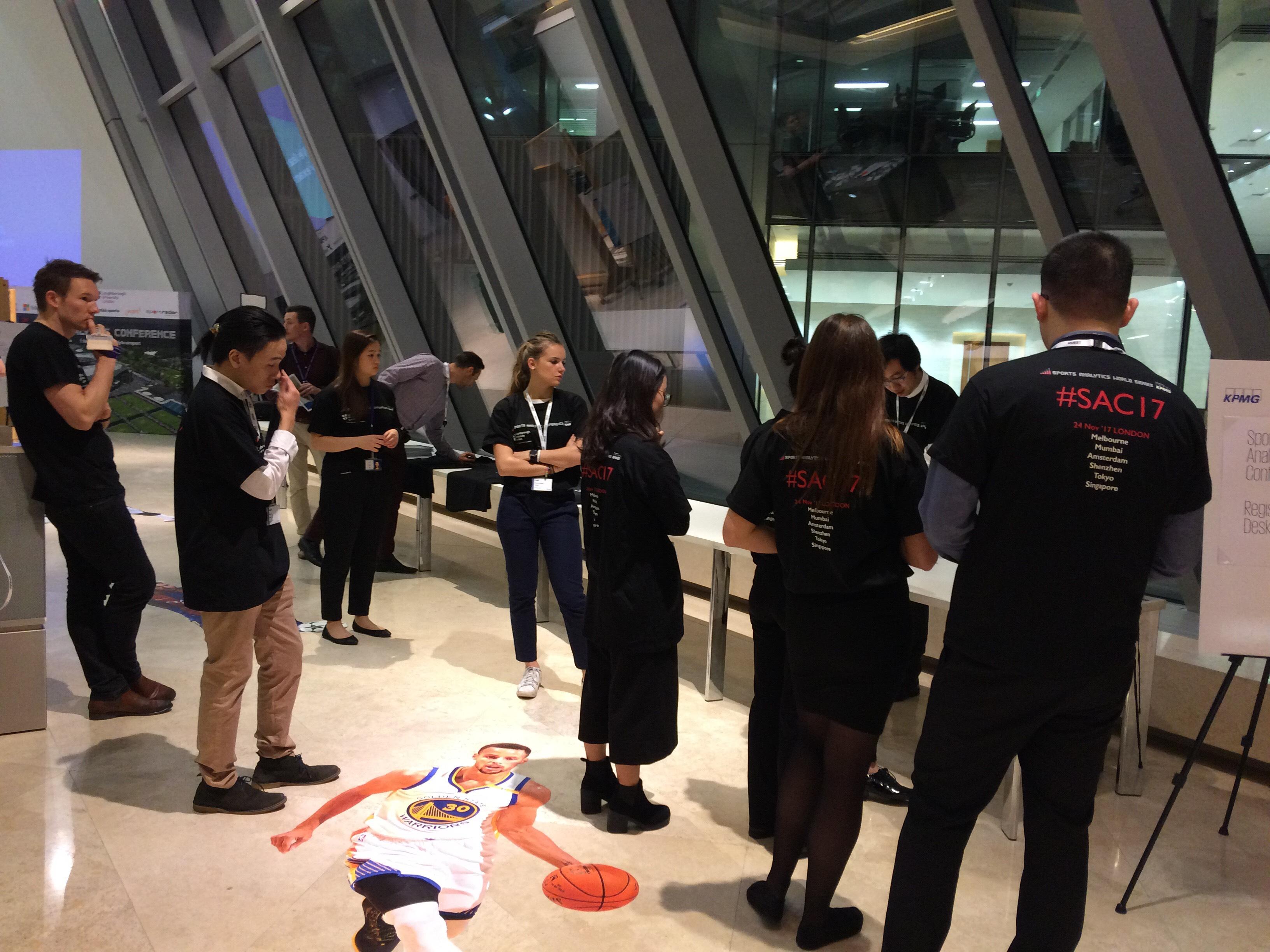 Sport Analytics World Series Conference (London 2017)