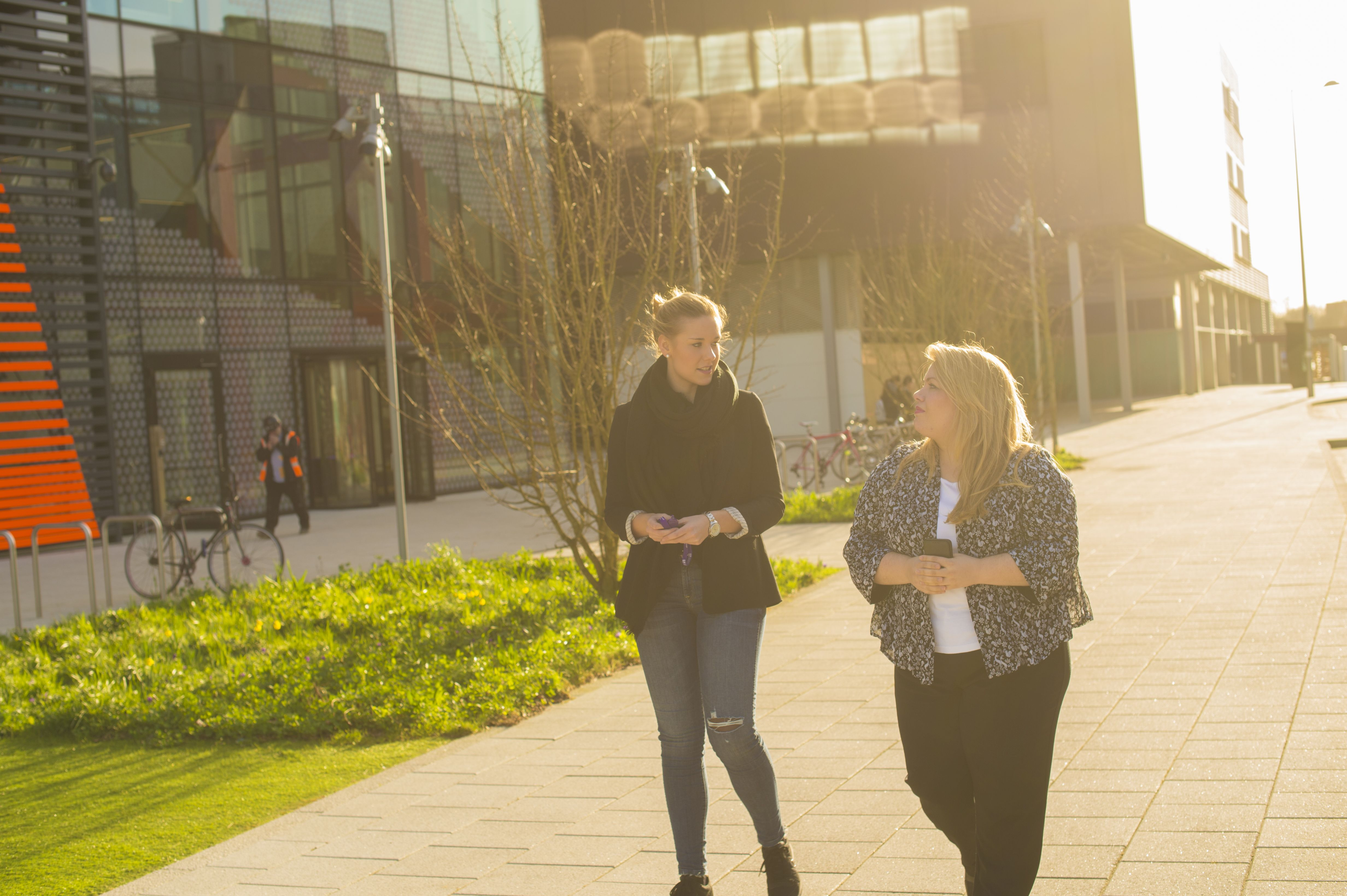 10 things you might not know about postgraduate study at Loughborough University London