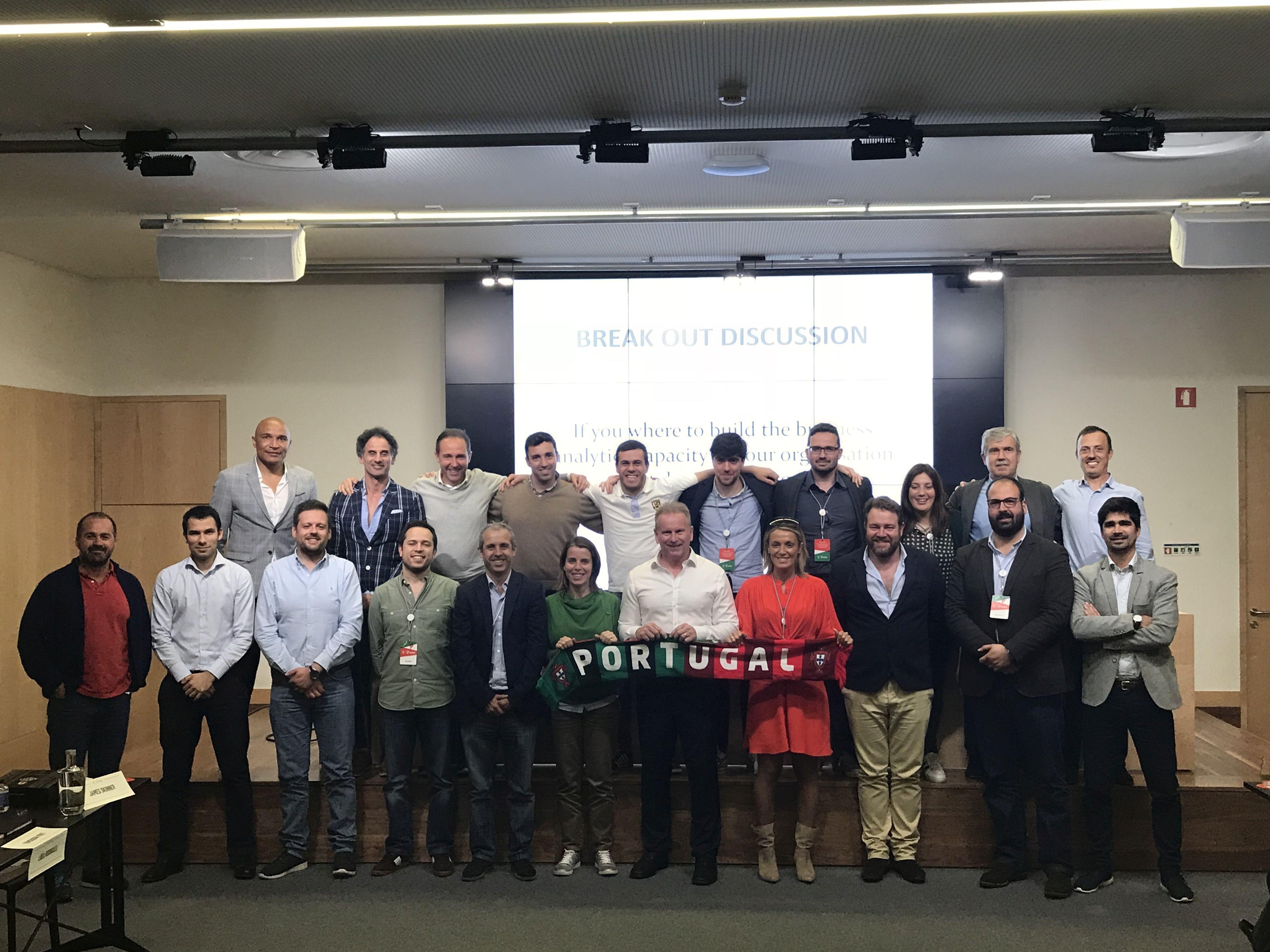 Portuguese Football Federation workshop on Marketing  Analytics