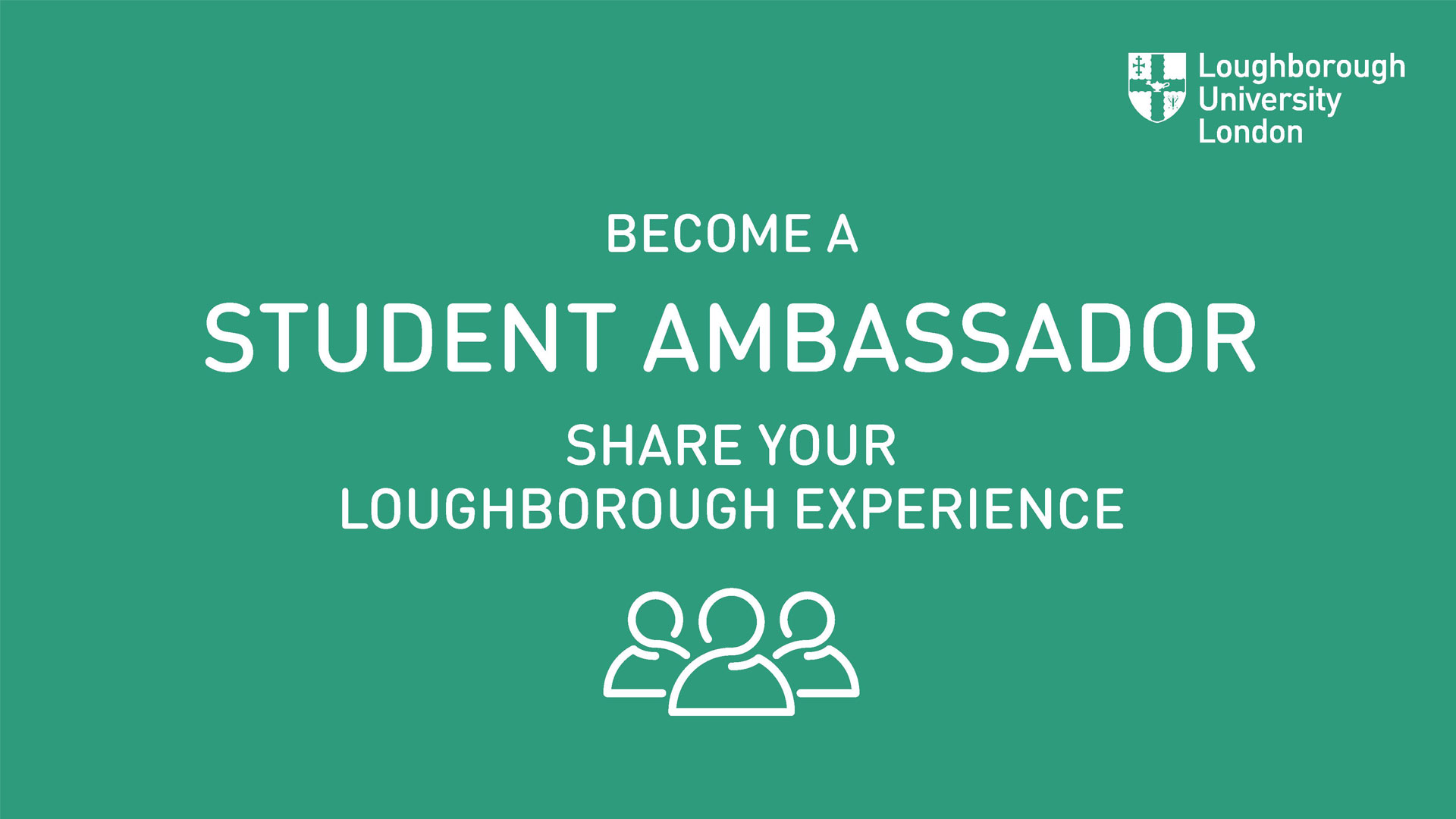 Why you should apply to become a Student Ambassador