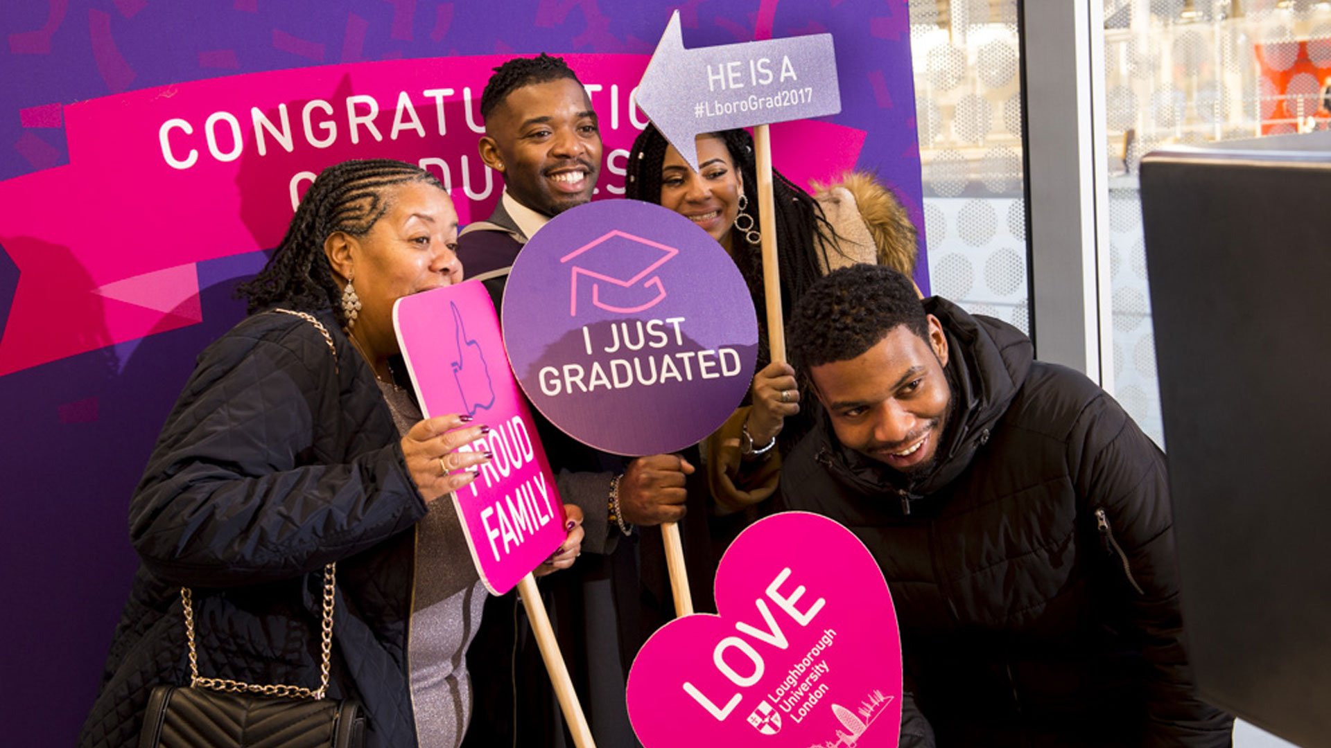 Things you should know ahead of #LboroGrad2018