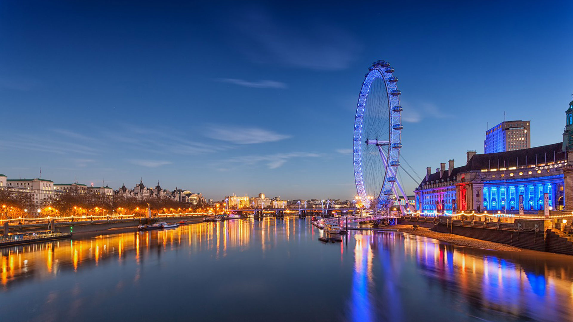 London crowned best city in the world