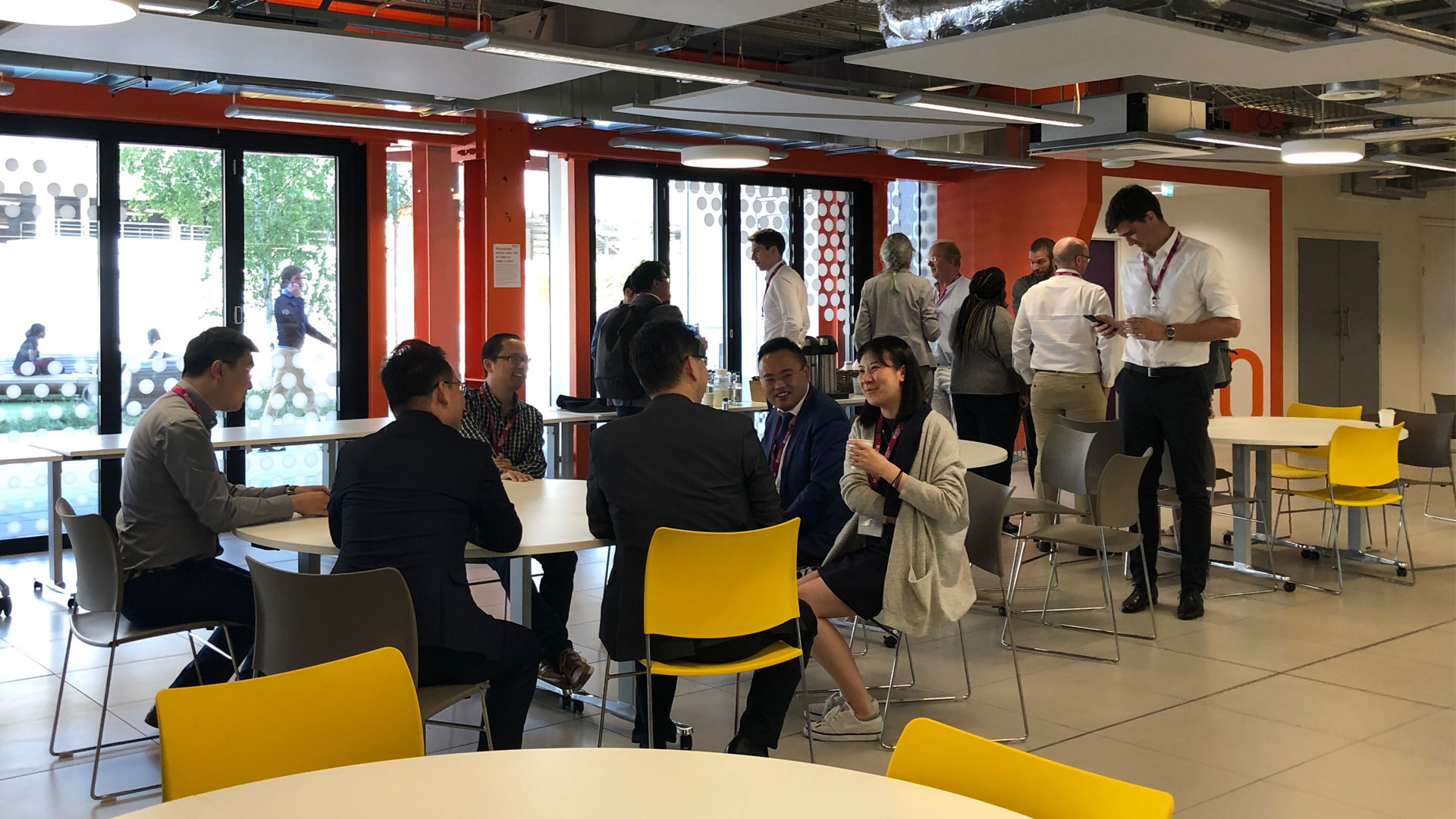 Business Model Innovation in the Energy Sector workshop hosted at Loughborough University London