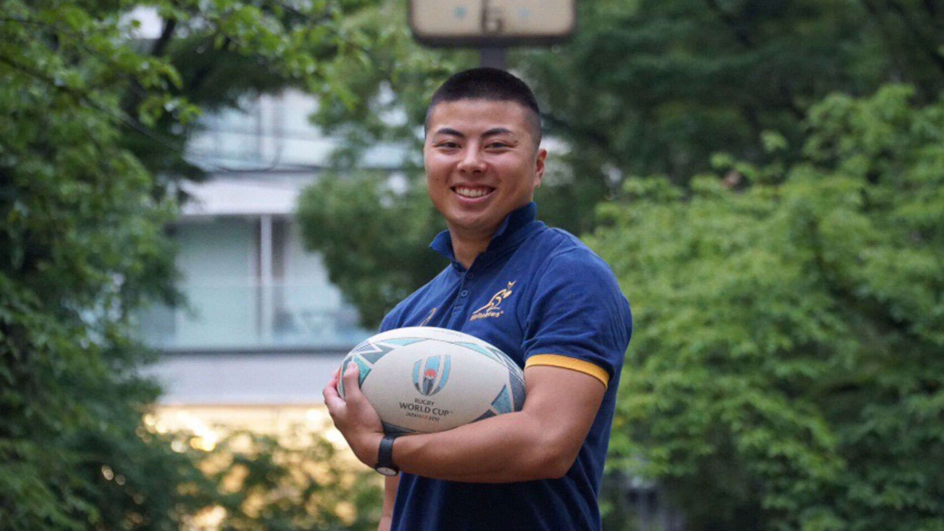Sport Business and Leadership student helps with Homeless Rugby Charity