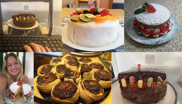 Loughborough University London Bake Your Thesis competition 2020– the results!