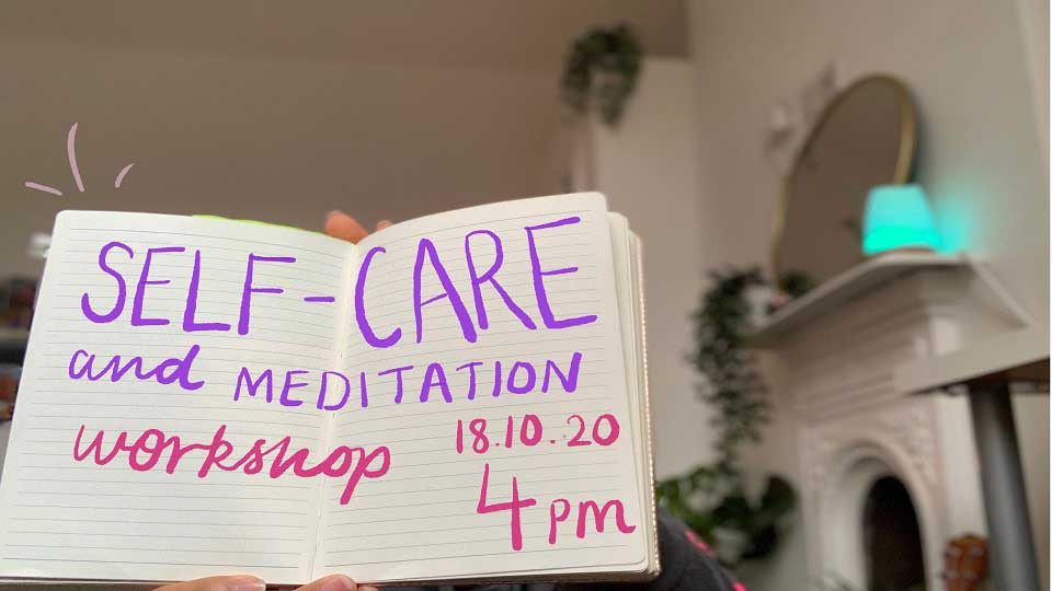 Recharge your batteries with LU Arts' Self-Care Sundays