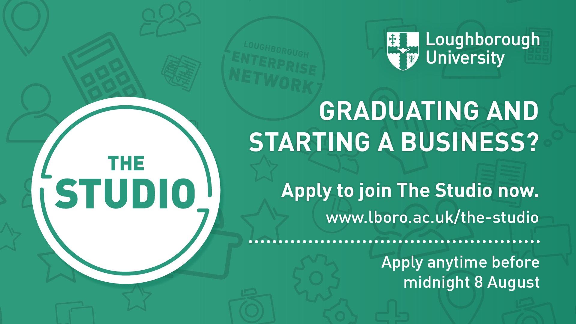 Launch your business with The Studio