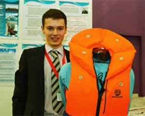 Life jacket student invention