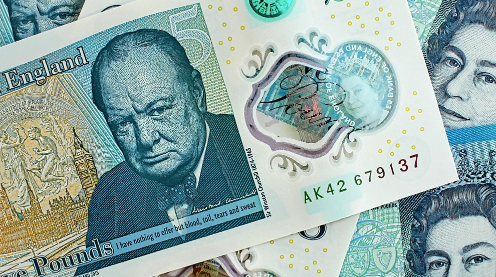 New fingerprint technique on plastic banknotes