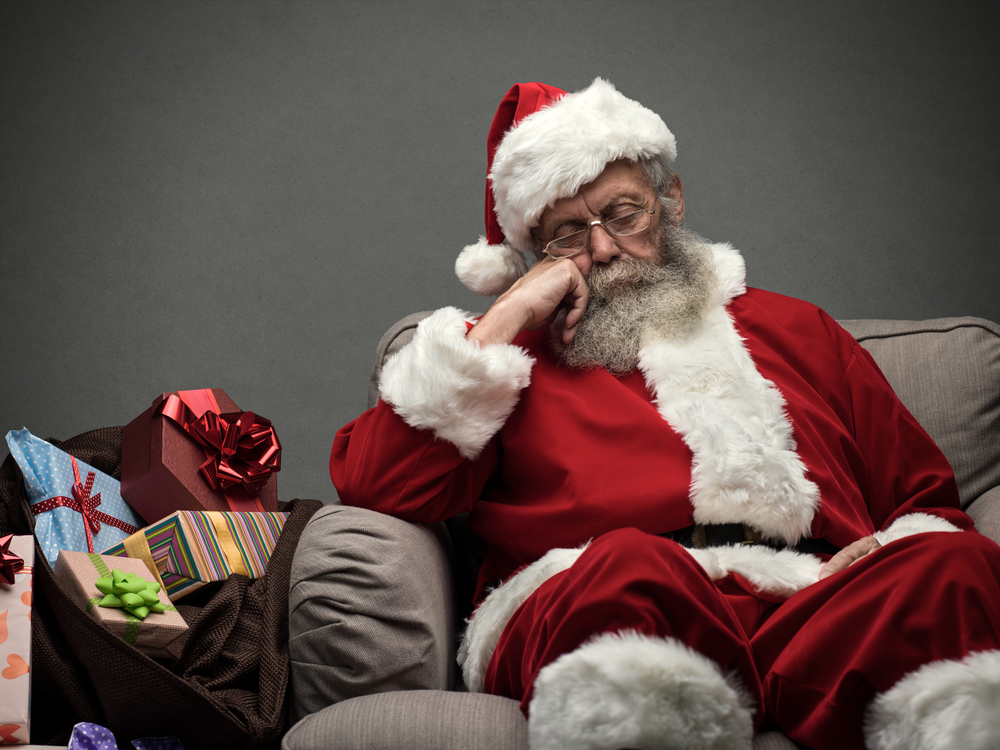 The festive season seriously messes with your sleep– here's how
