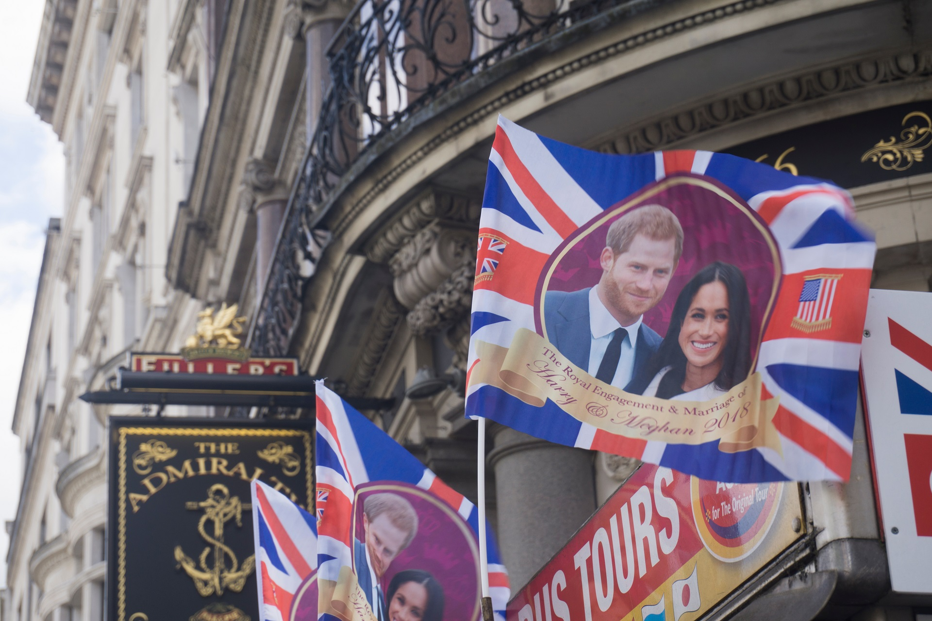 What Prince Harry and Meghan Markle's wedding can teach us about the economics of partying