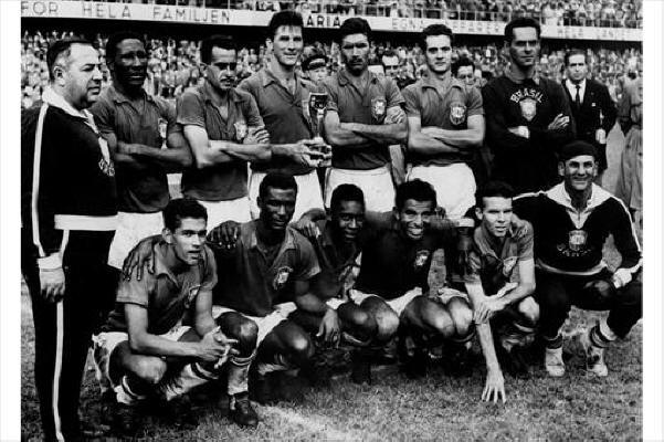 World Cup: 60 years on Pelé's 1958 debut still the greatest tournament ever